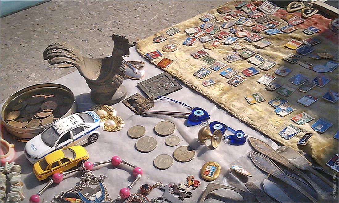 Таганрогский блошинный рынок 61