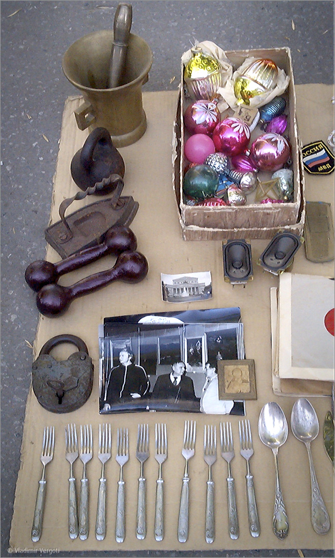 Таганрогский блошинный рынок 64