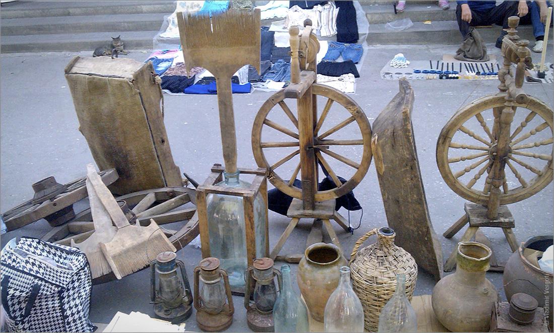 Таганрогский блошинный рынок 66