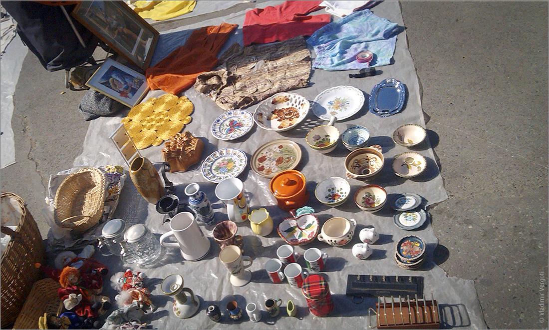 Таганрогский блошинный рынок 72