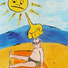 Солнечный-удар