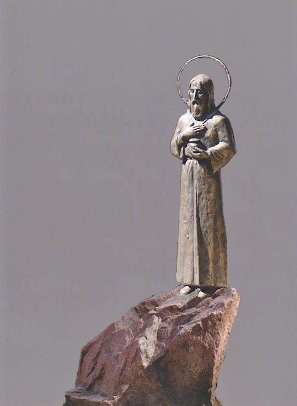 Макет памятника св Павлу