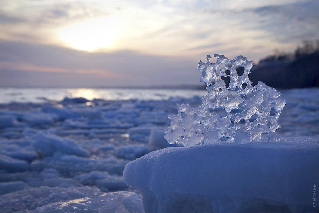 Фото дня 42 льдинки