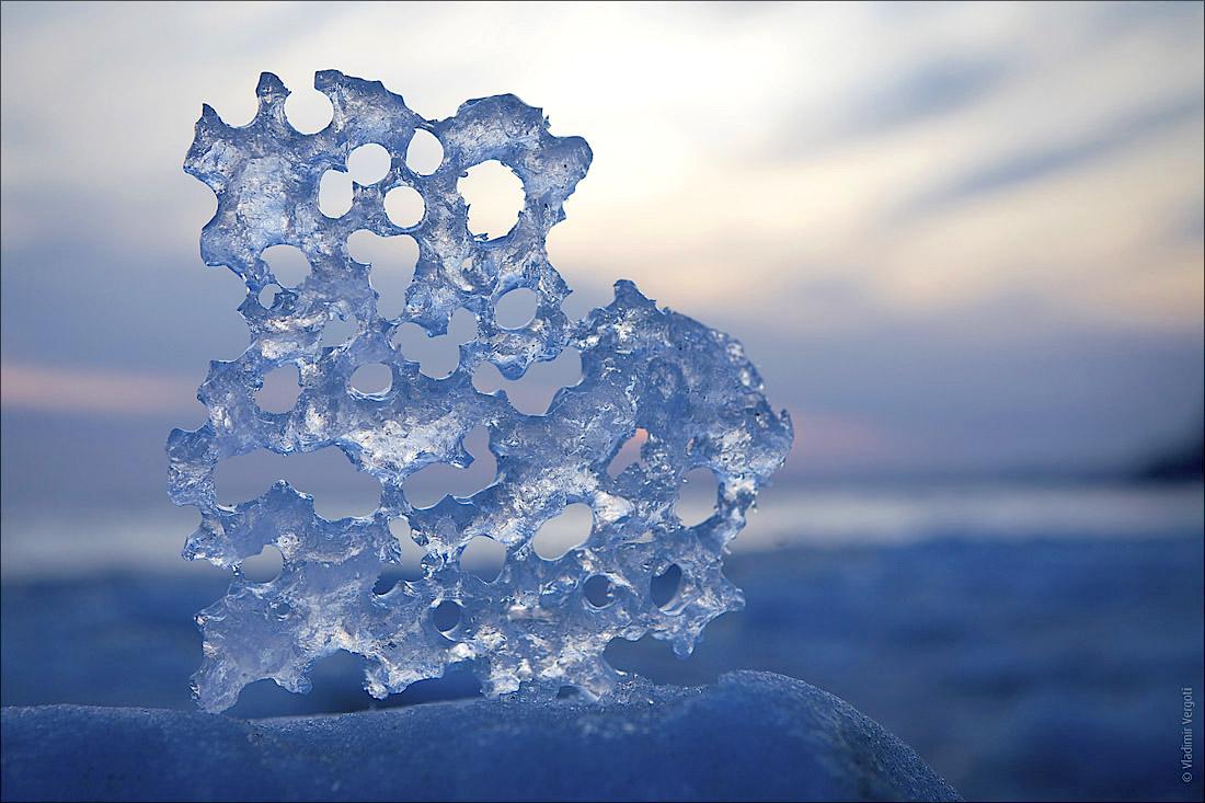 Фото дня 41 льдинки