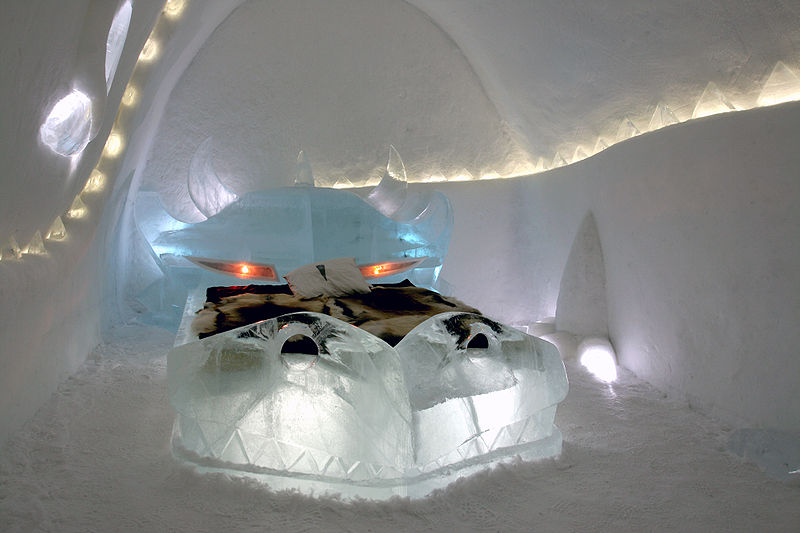 Icehotel-Jukkasjarvi-Sweden