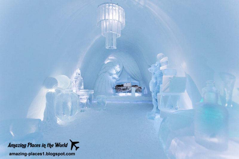 The-world's-largest-ice-hotel-in-Sweden-3
