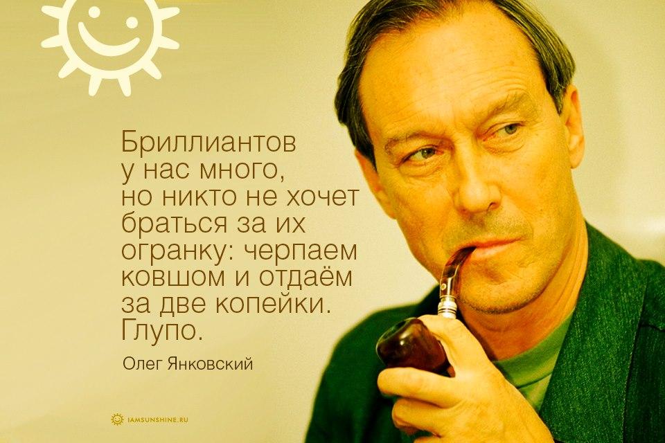 Цитаты янковско г о