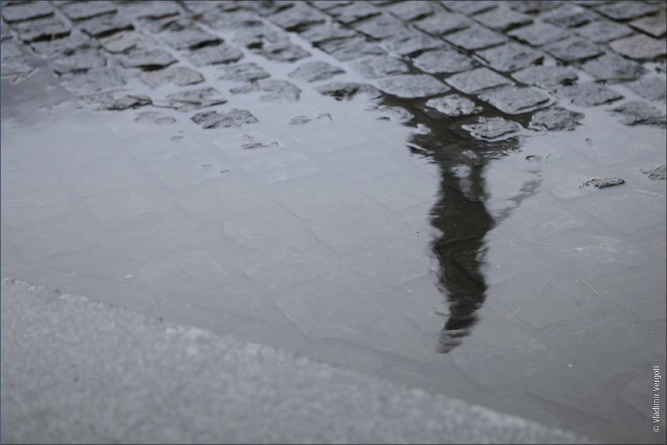 Дождь прошёл