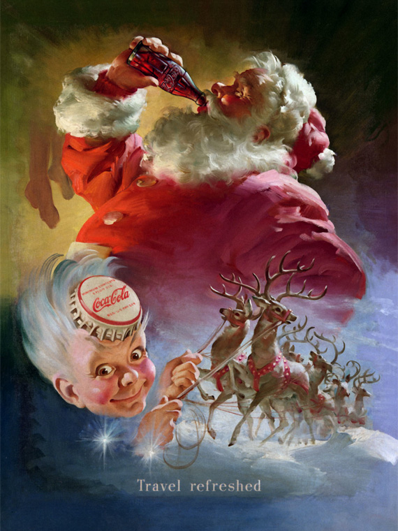 coca-cola-santa-christmas-poster
