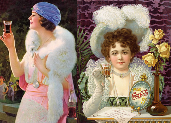 coca-cola-women-advertising-endorser-hilda-clark