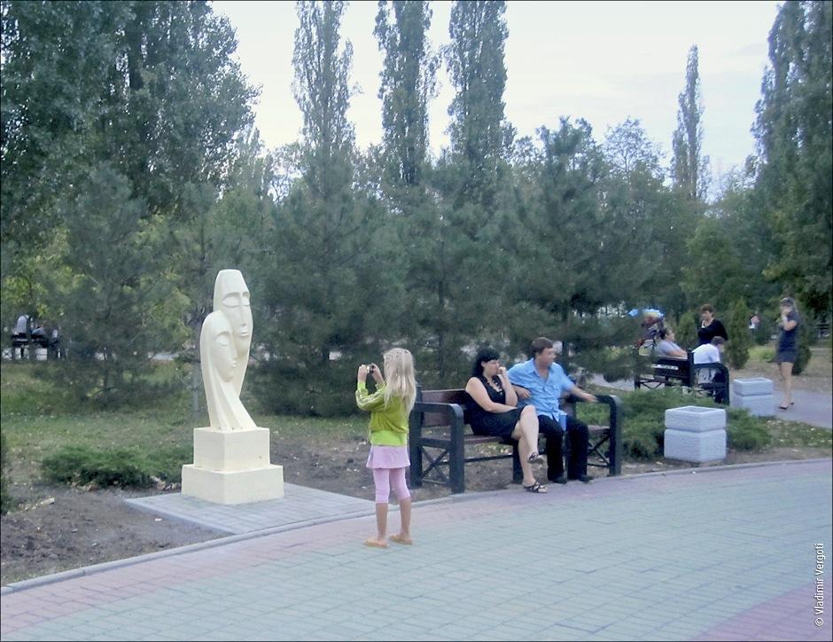 Новый монумент