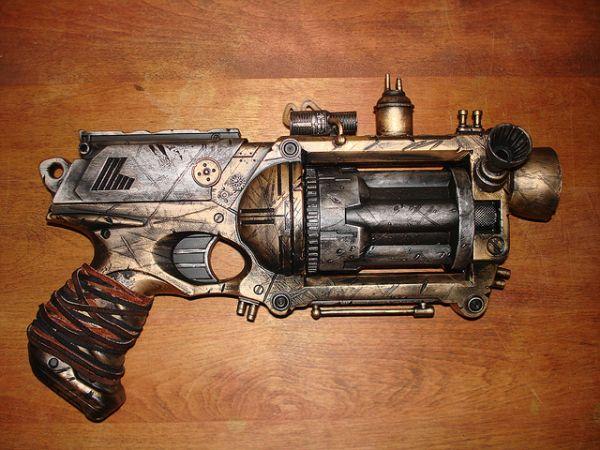 steampunk-nerf-blaster