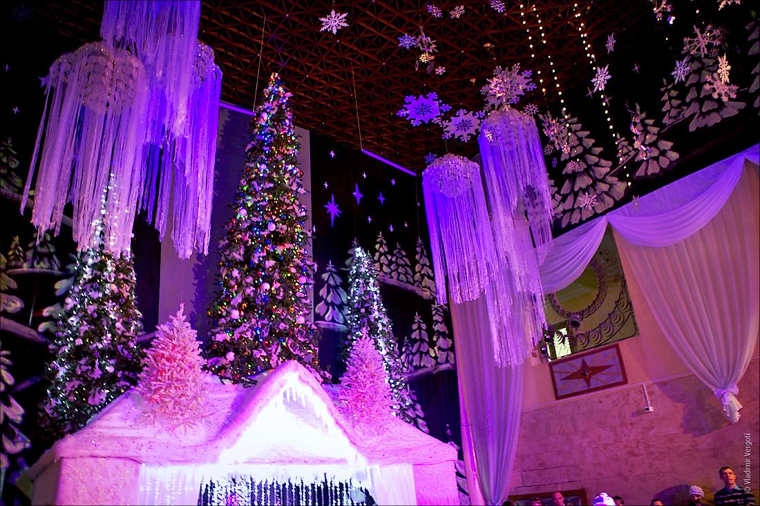 Рождество в ДК Фестивальный2