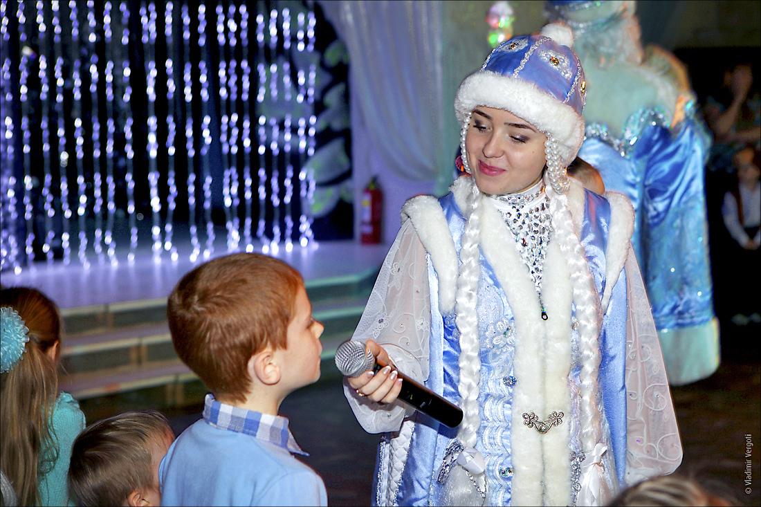 Рождество в ДК Фестивальный7