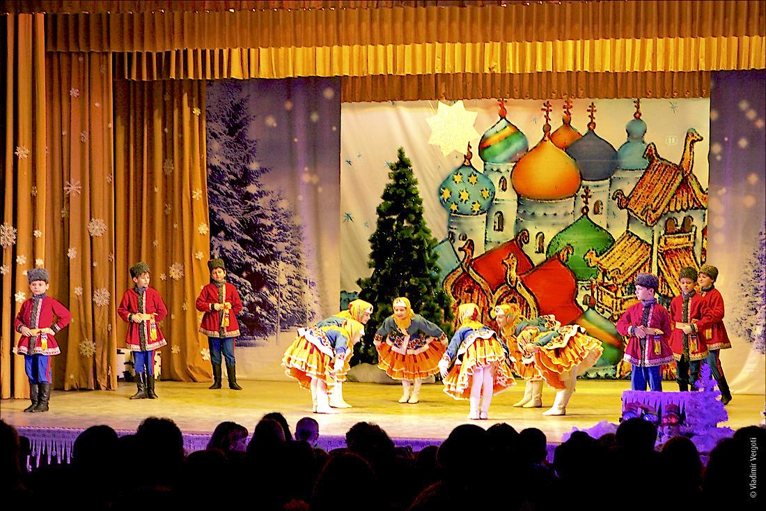 Рождество в ДК Фестивальный8