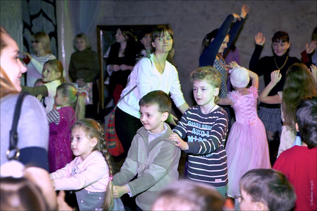 Рождество в ДК Фестивальный11