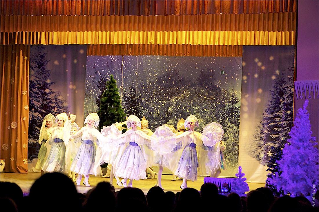 Рождество в ДК Фестивальный15