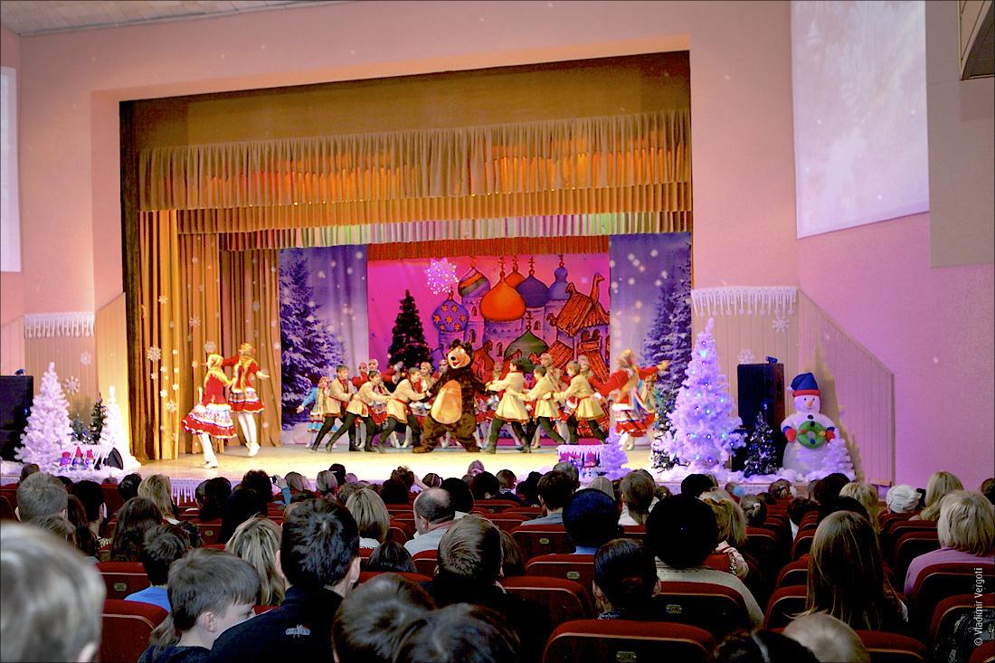 Рождество в ДК Фестивальный16
