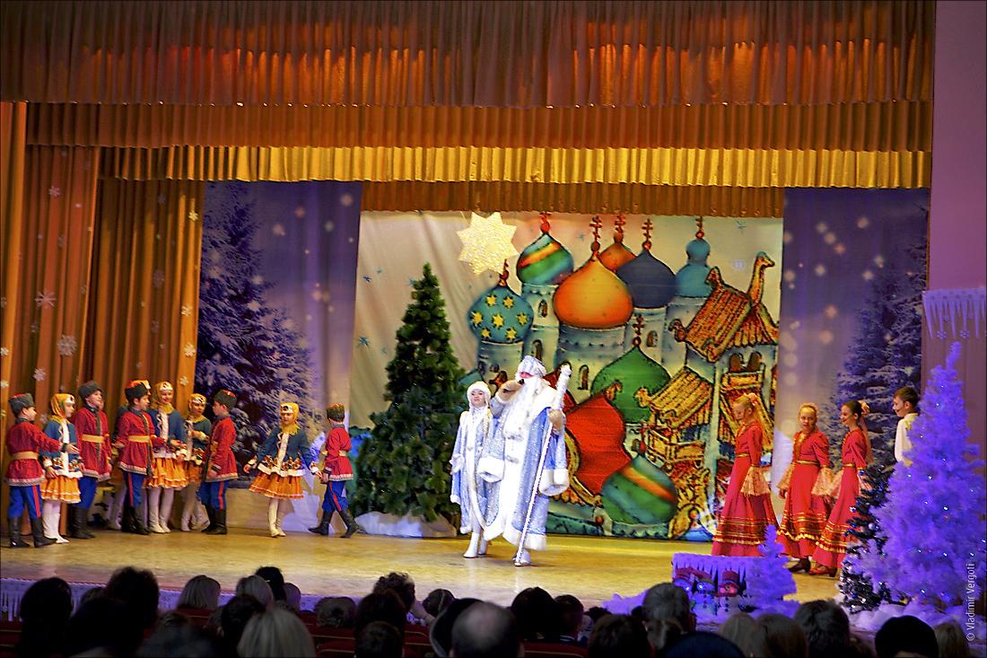 Рождество в ДК Фестивальный22