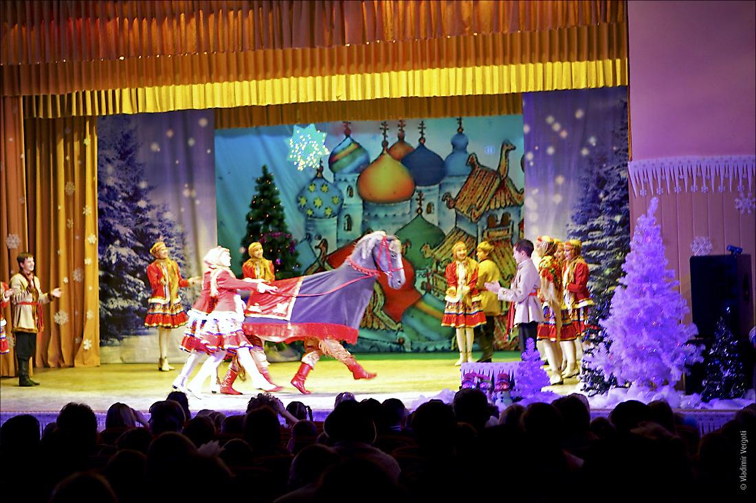 Рождество в ДК Фестивальный23