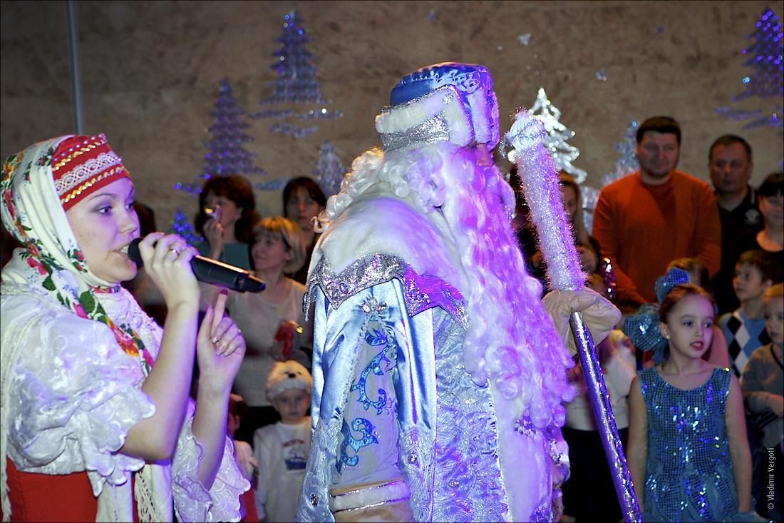 Рождество в ДК Фестивальный27