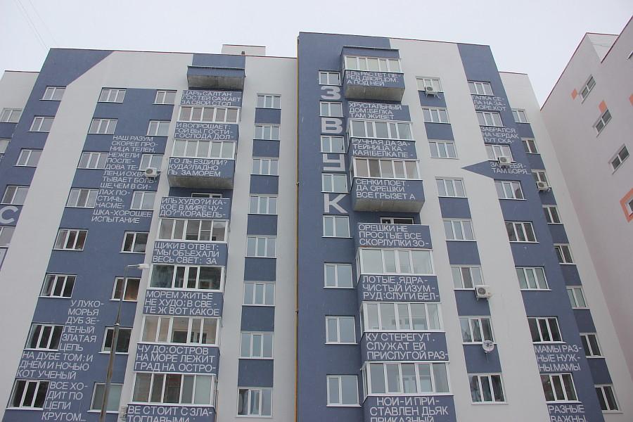 Дома в Ульяновске 3