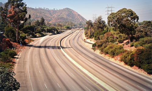 Empty-LA-Freeway