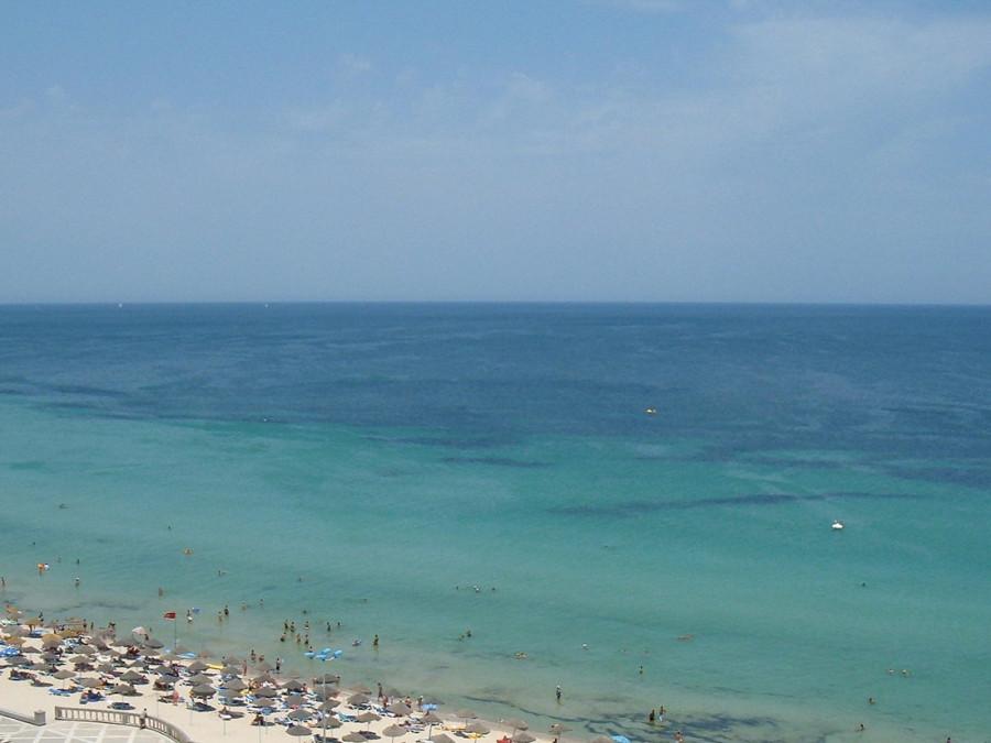 Какое море в Тунисе - Средиземное