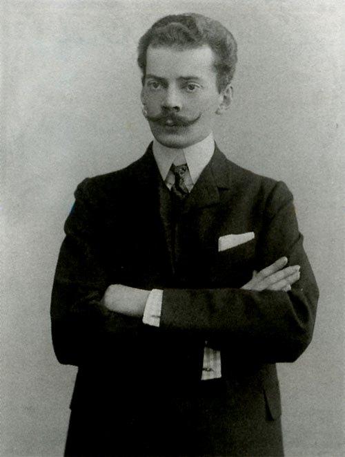 Сергей Маковский. Фото.