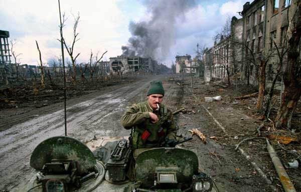 Как российская армия штурмовала Грозный