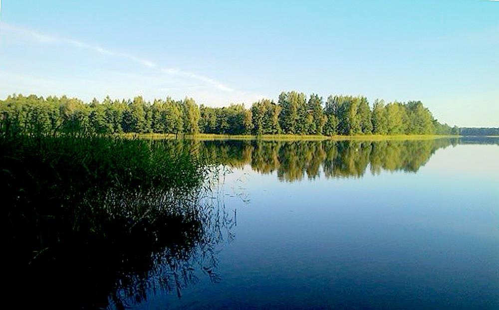 Озеро Россомачинское