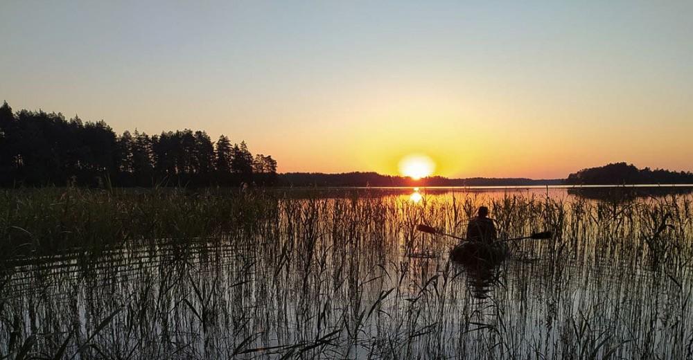 Озеро Ведето. 20.06.2021