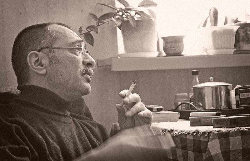 Тимур Кибиров. Фото с сайта http://modernpoetry.ru