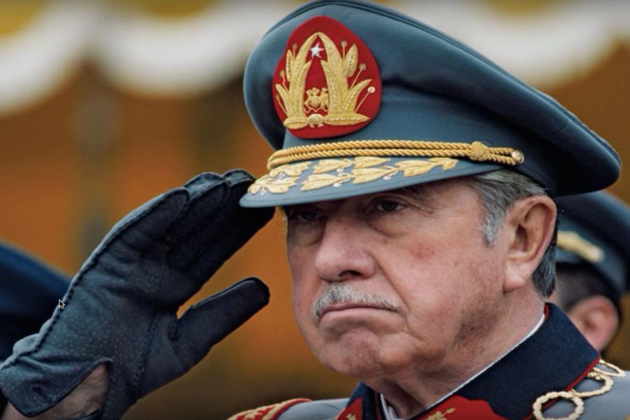 Резултат с изображение за генерал Аугусто Пиночет