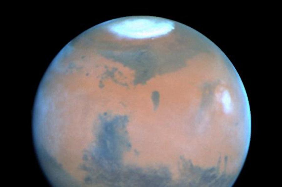 Несметные сокровища Марса