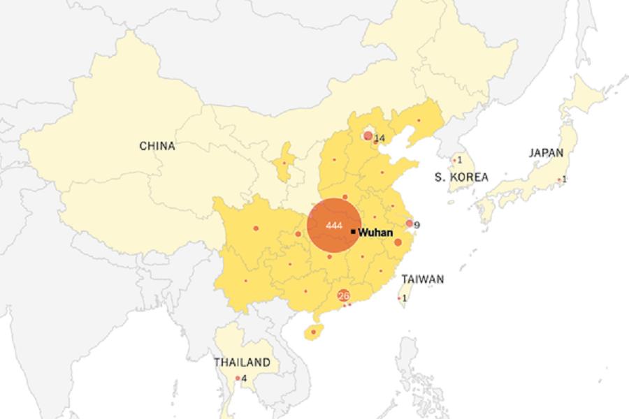Китайский Коронавирус: опасности, вопросы и позитив