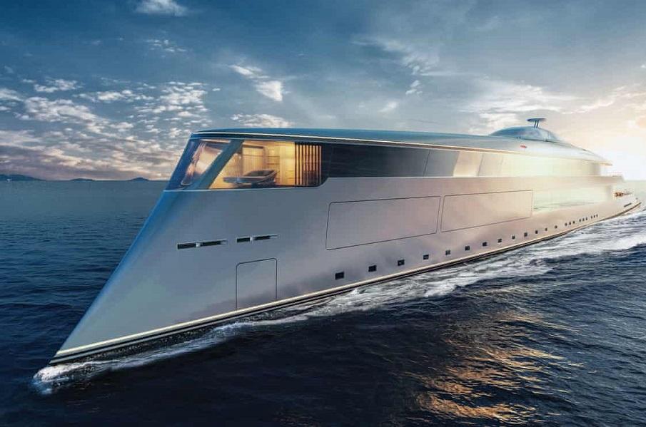 Яхта за полмиллиарда и 5000 упущенных шансов на величие