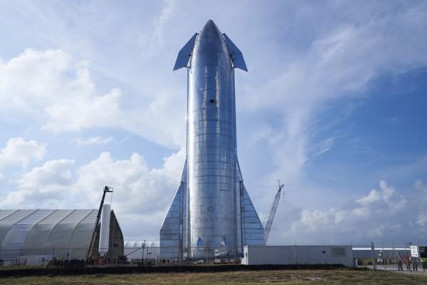 SN5 - строительство межпланетных кораблей Agile Style