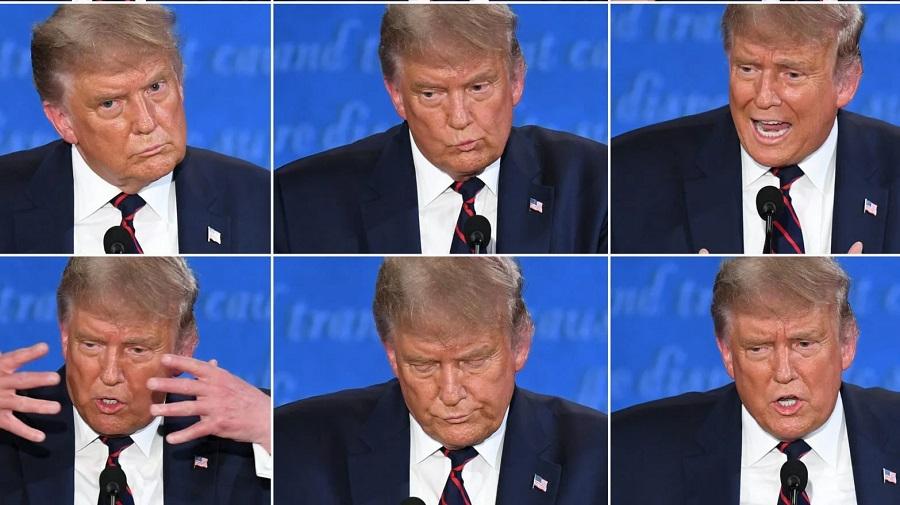 Трамп не настоящий