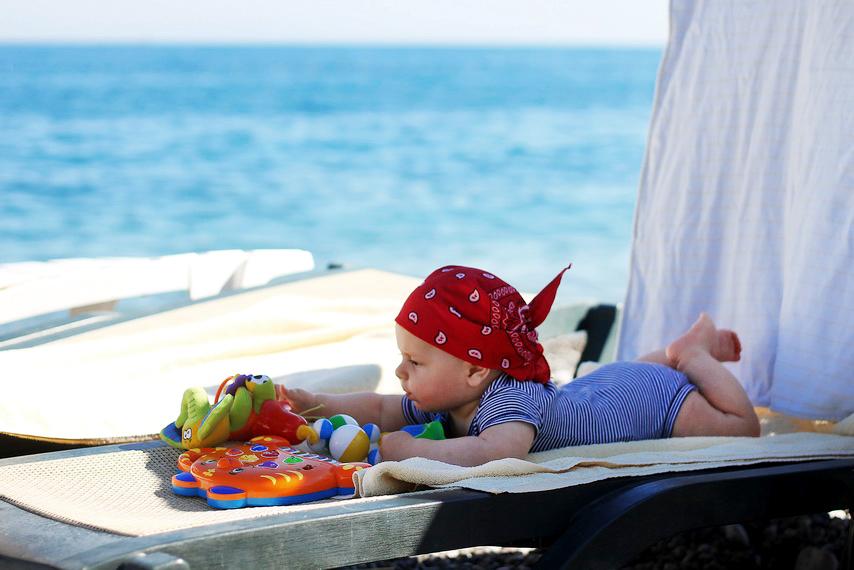 Картинки хорошего отдыха на море с детьми