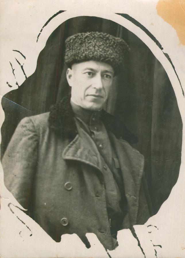 Алексей Васильевич Фроловский