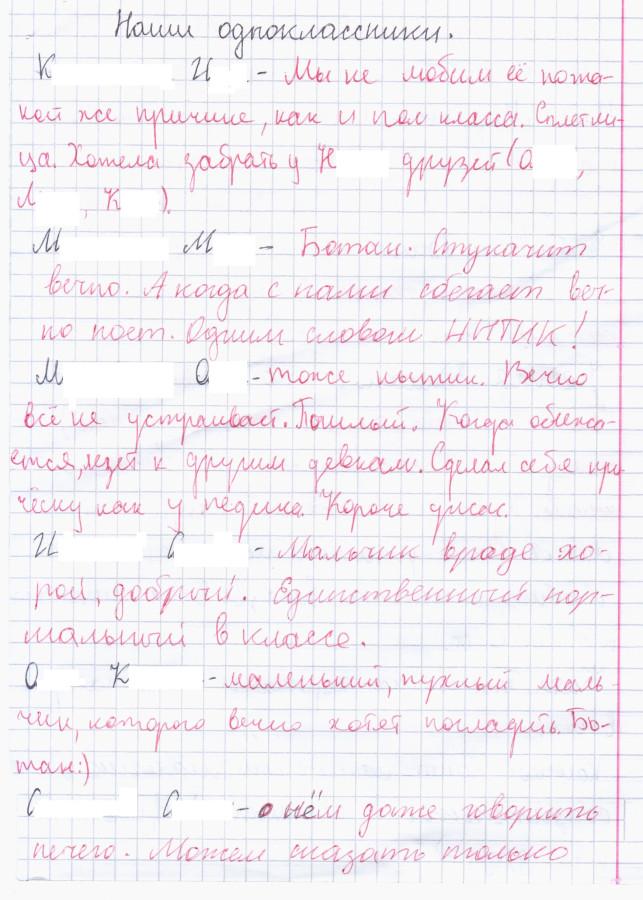 дневник  1