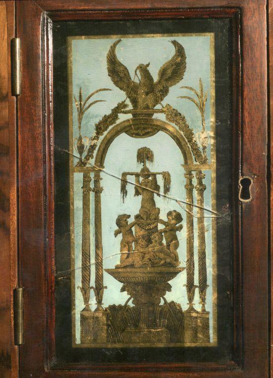 """иллюстрации из книги""""Гамбсова мебель в собрании исторического музея"""" Н.В. Углева"""