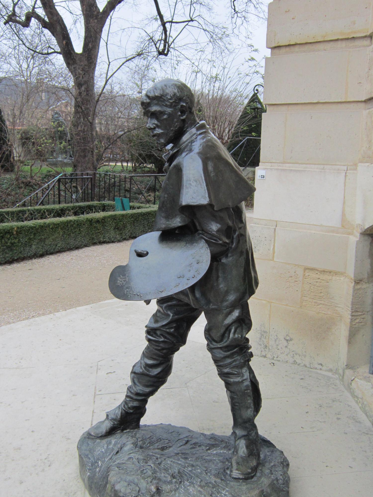 Мысли про жизнь скульптора в стенах музея