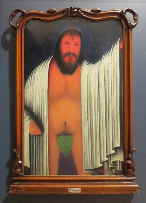 Nicolai Sazhin (b. 1948), Moidodyr, 1982, State Russian Museum, St Petersburg