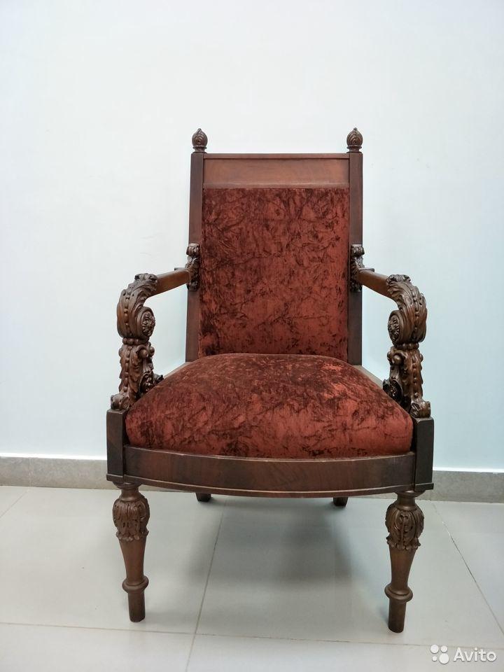 кресло с Авито