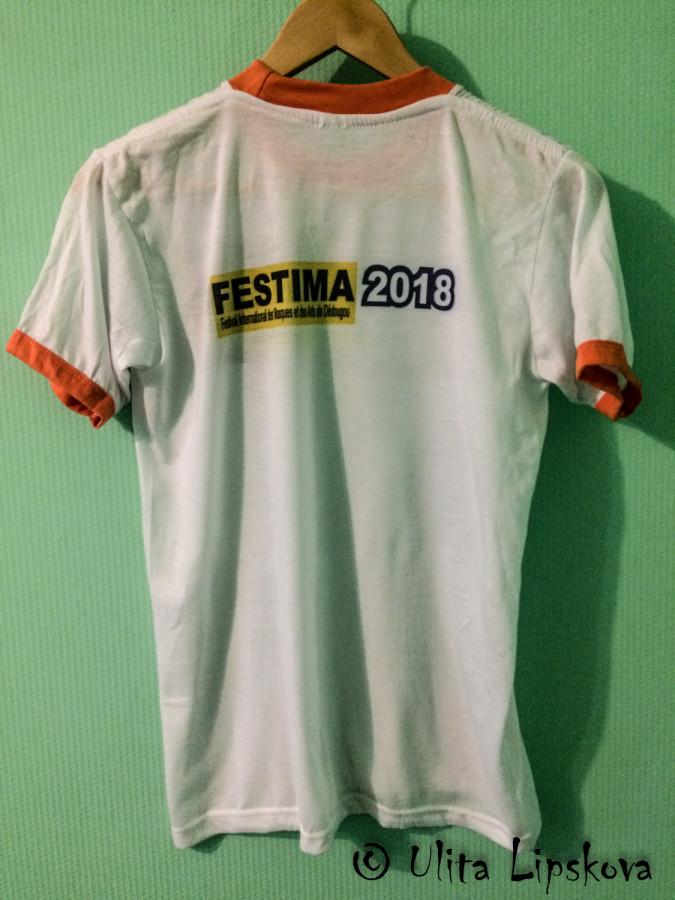 Как это было. Фестиваль масок FESTIMA 2018