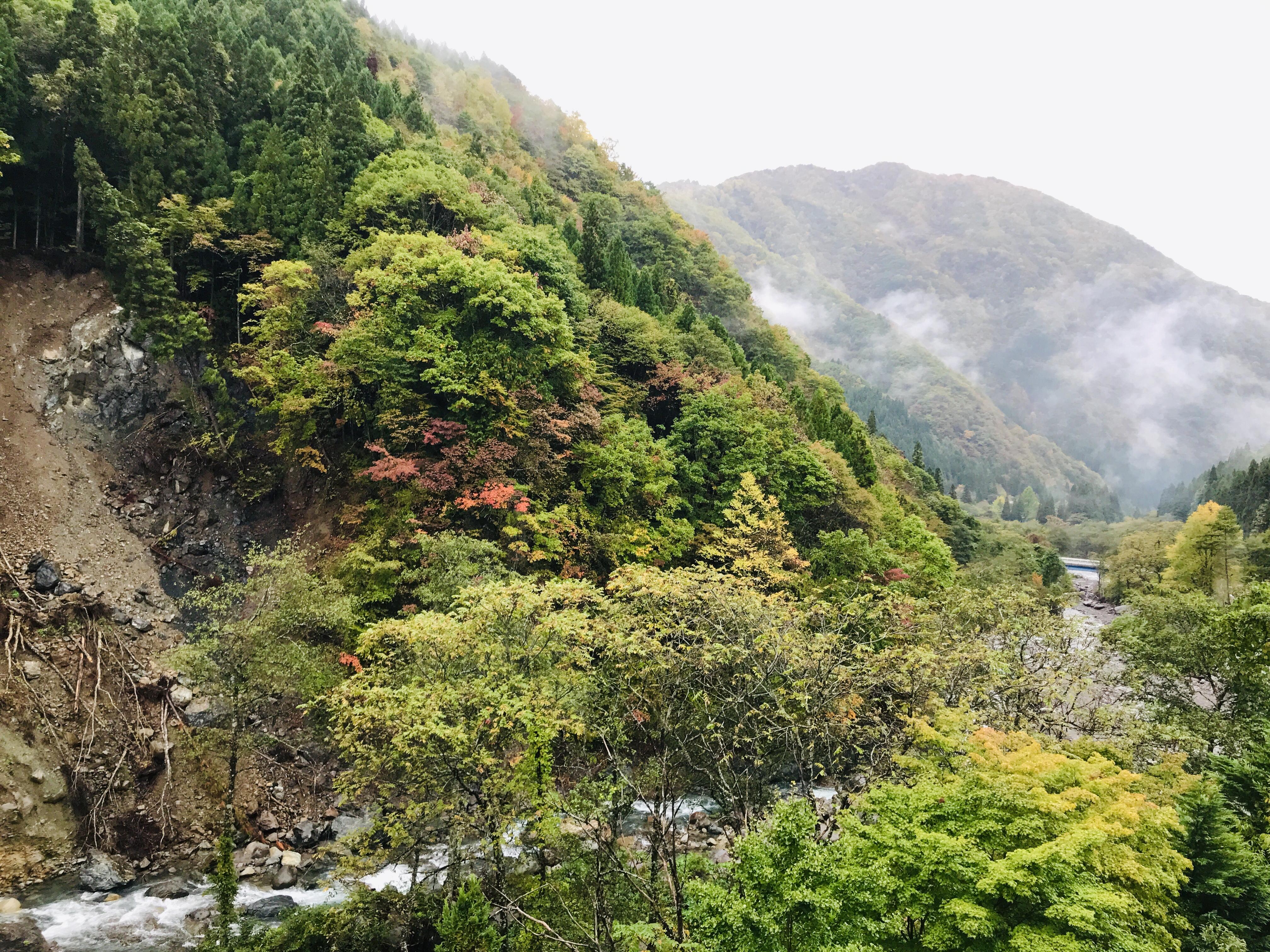 Осенний викенд в Такаяме