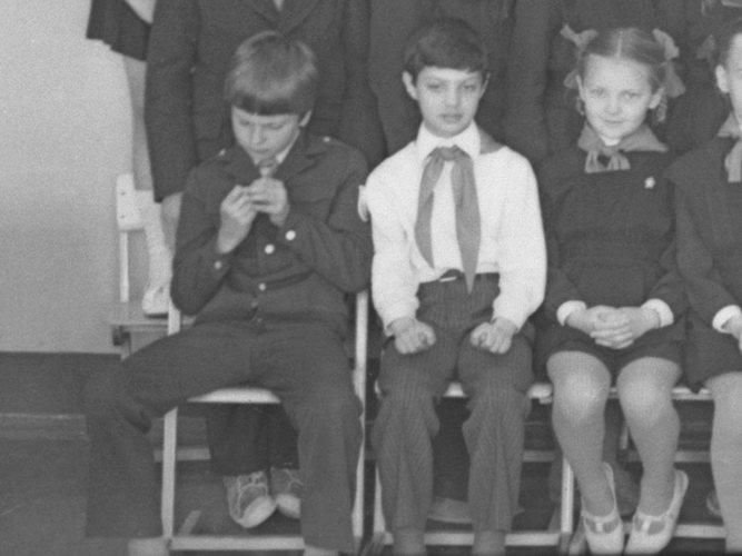 Воспитание характера у детей младшего школьного возраста