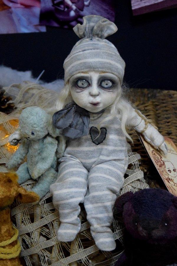 Кукольное поМИШАтельство. Часть 1.